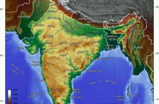 Mess up India's map and pay a fine of Rs 100 crore