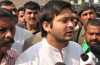 Bihar Deputy Chief Minister Tejaswi Yadav