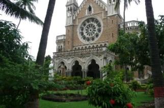 Pictured: Mumbai University
