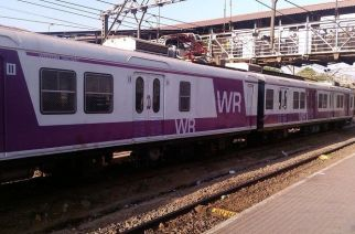 The first AC local will run on WR's Churchgate-Borivali route from September. Picture Courtesy: India Rail Info/Neeleshss