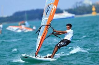 Wind Surfing; Photo Courtesy: mumbaisailingclub.com