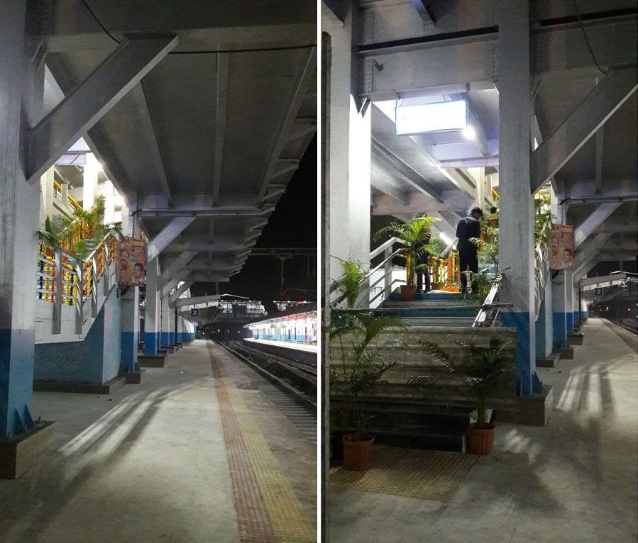 Mumbai's newest station 'Ram Mandir' inaugurated by Suresh Prabhu 1