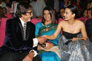 Amitabh, Kangana, Bahubali receive National Awards
