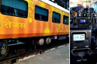 New Tejas Express will be launched on Mumbai-Goa route from June