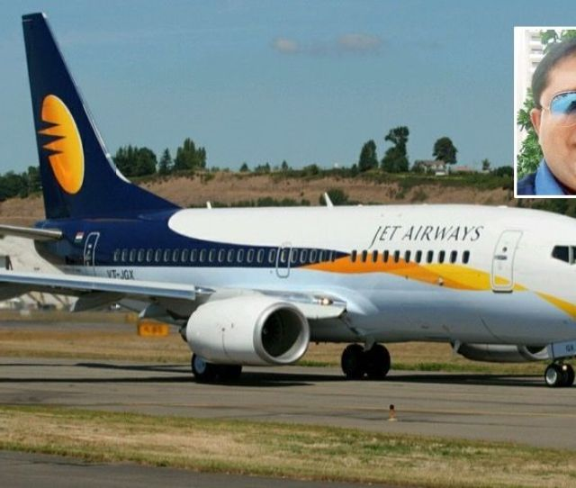 Man Who Left Fake Hijack Note In Jet Airways Flight Caught Had Allegedly