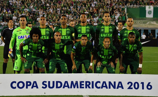 Plane carrying 81 people crashes in Columbia, Brazilian soccer team on board