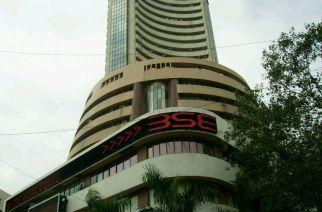 Bombay Stock Exchange building at Kala Ghoda