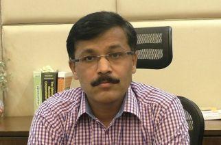NMMC chief Tukaram Mundhe