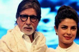 Amitabh Bachchan and Priyanka Chopra