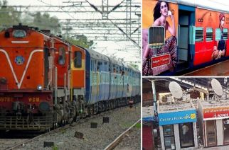 Railways will allow banks to install ATMs and allow advertising at unused space in station premises
