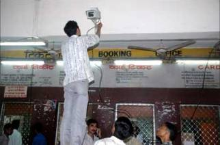 19,000 CCTV cameras will be installed at 980 stations across the country (representational image)