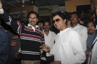 Raj and Uddhav Thackeray