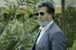 A still from the official teaser of 'Kabali'