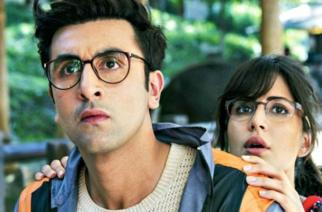 Ranbir Kapoor and Katrina Kaif in 'Jagga Jasoos'
