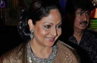 Rati Agnihotri and husband Anil Virwani. Picture Courtesy: NDTV Movies
