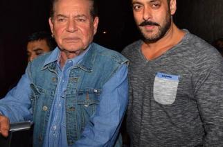 Salim Khan & Salman Khan