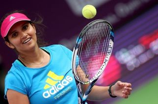 Sania Mirza. Courtesy: Wikipedia