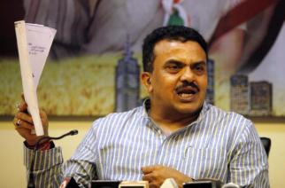 Sanjay Nirupam. Picture Courtesy: Livemint