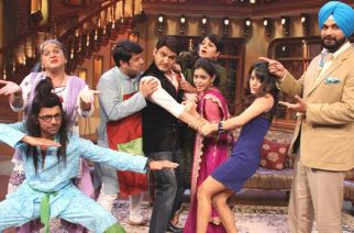 A poster of 'The Kapil Sharma Show'