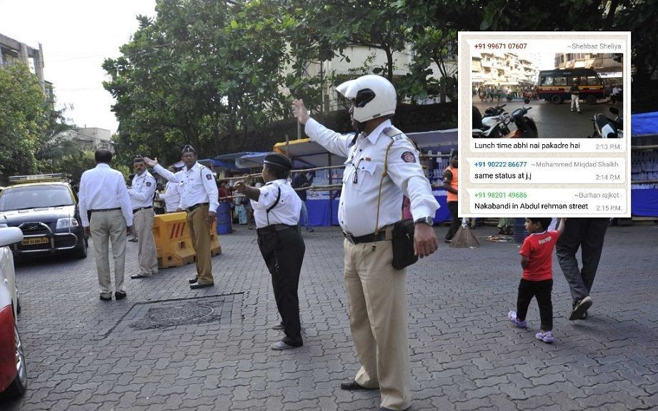 SoBo bikers create WhatsApp group to 'alert' motorists about nakabandis, cops aware but helpless