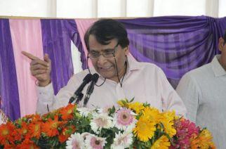 Union Railway Minister Suresh Prabhu