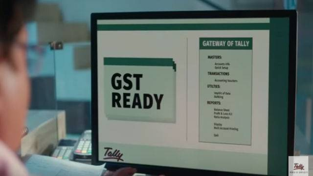 Tally launches new GST-ready accounting software