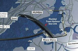 The work on the 22 km Mumbai Trans Harbour Link is expected to start post-monsoon this year (Representational Image. Courtesy: The Masterbuilder)