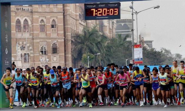Tata Sons replaces Standard Chartered as Mumbai Marathon's title sponsor