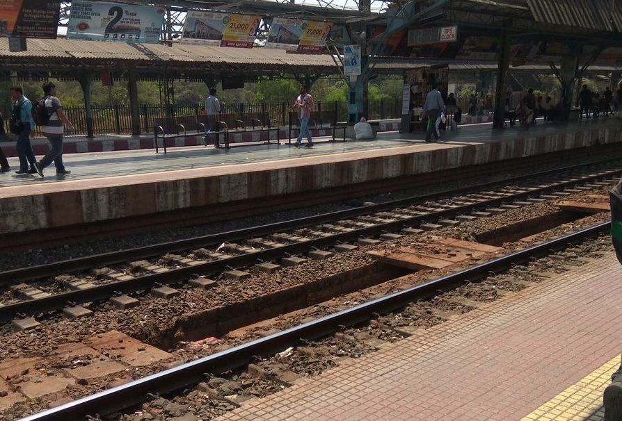 To reduce mishaps, WR raised height of 56 platforms across Mumbai's rail network in 2016-17