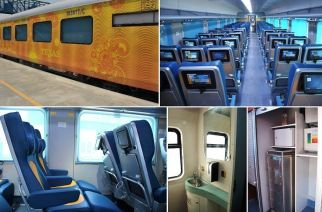 Tejas Express will be flagged off by Suresh Prabhu on May 22