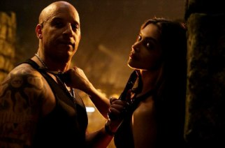 Vin Diesel and Deepika Padukone in a still from the film's trailer