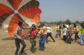 Representational Image. Courtesy: paraglidingindia.com