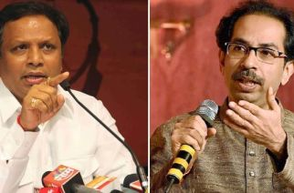 BJP Mumbai Cheif Ashish Shelar and Shiv Sena President Uddhav Thackeray