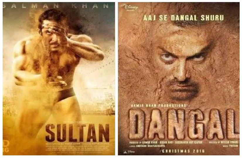 With 197 crore, Aamir's Dangal beats opening weekend collection of Salman's Sultan