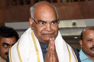 Ram Nath Kovind got 65.65% of the total valid vote value while Meira Kumar got 34.35%