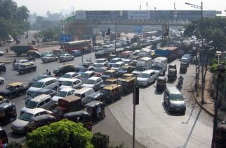 Work on the flyover is expected to start by the first week of June (Kalanagar Junction, Picture Courtesy: bmwguggenheimlab.org)