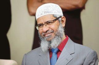Zakir Naik. Picture Courtesy: Siasat
