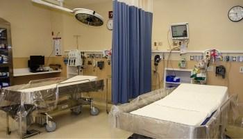 The Medical Center of Plano Burn Center