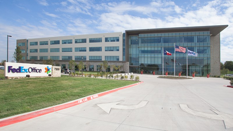 FedEx Office, Legacy West, Plano, Texas