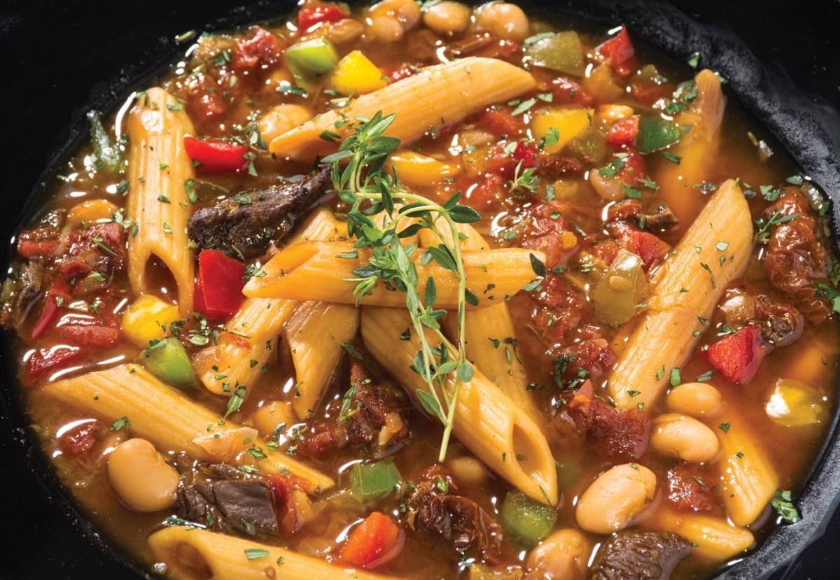 Mushroom Sun Dried Tomato Soup Recipe Plano Profile
