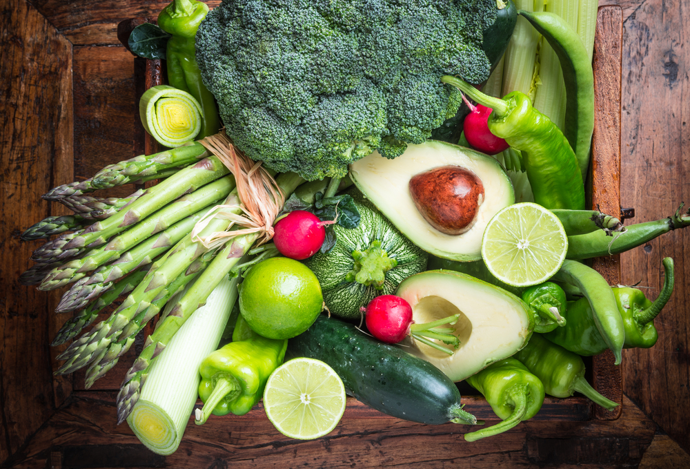green leafy vegetables fight breast cancer