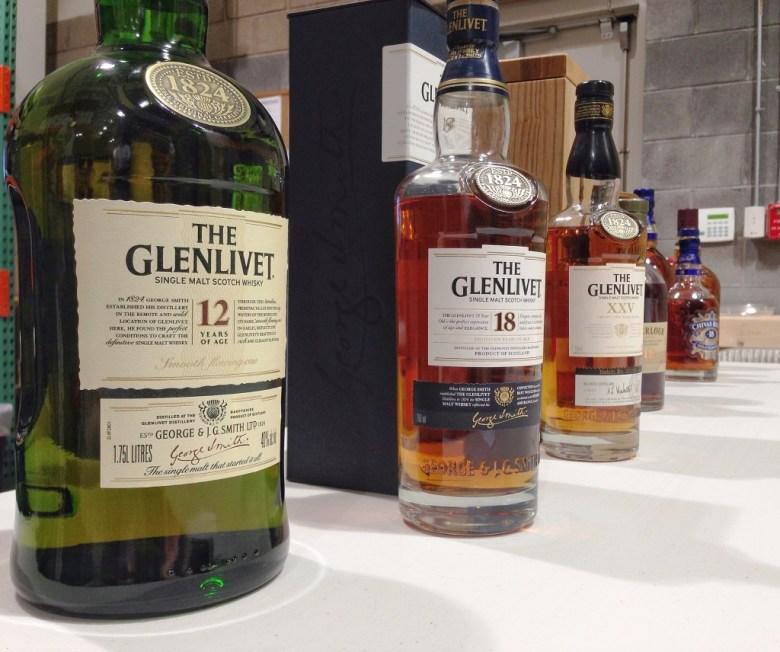 scotch whisky whiskey glenlivet chivas liquor