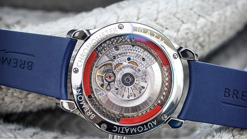 Bremont Timeless Luxury Watches Frisco