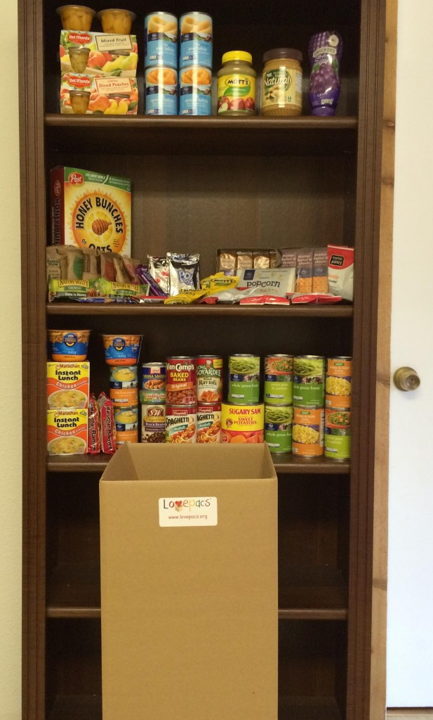 food drive pantry