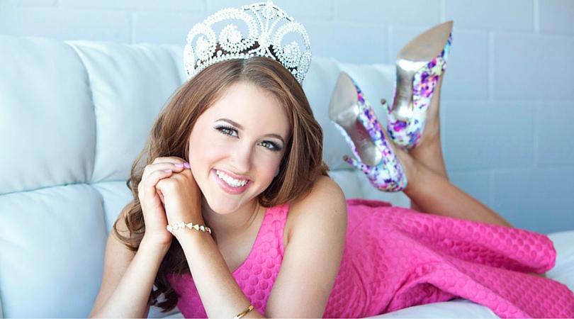Kendall Moree International Junior Miss Scholarship Program