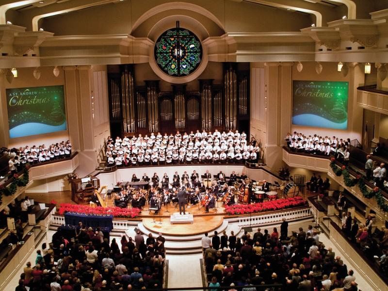 St Andrew United Methodist Christmas