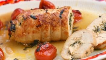 recipe turkey roulade