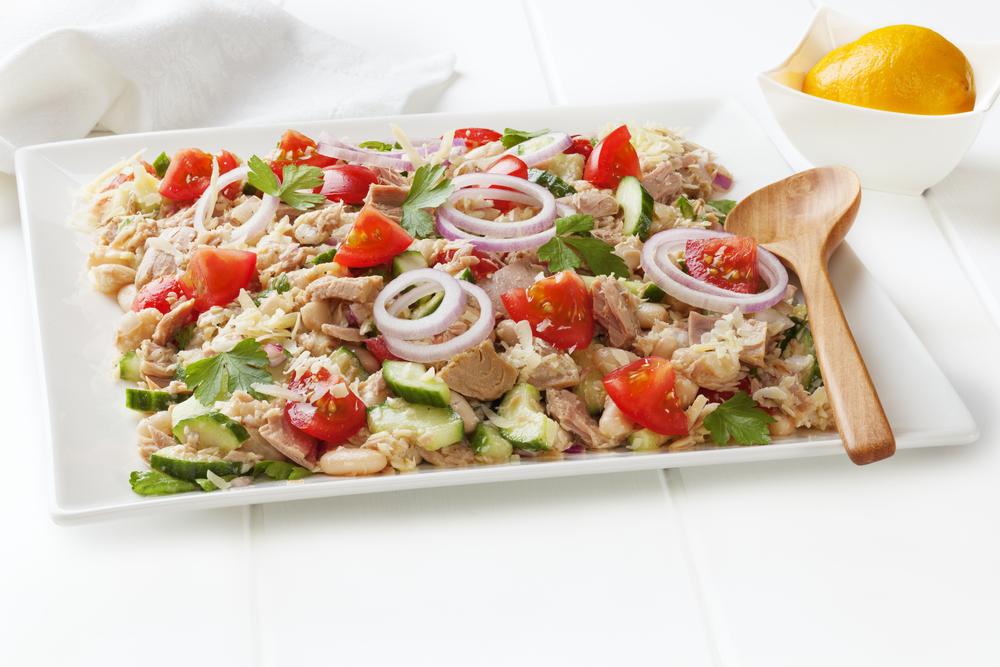recipe tuscan tuna bean salad
