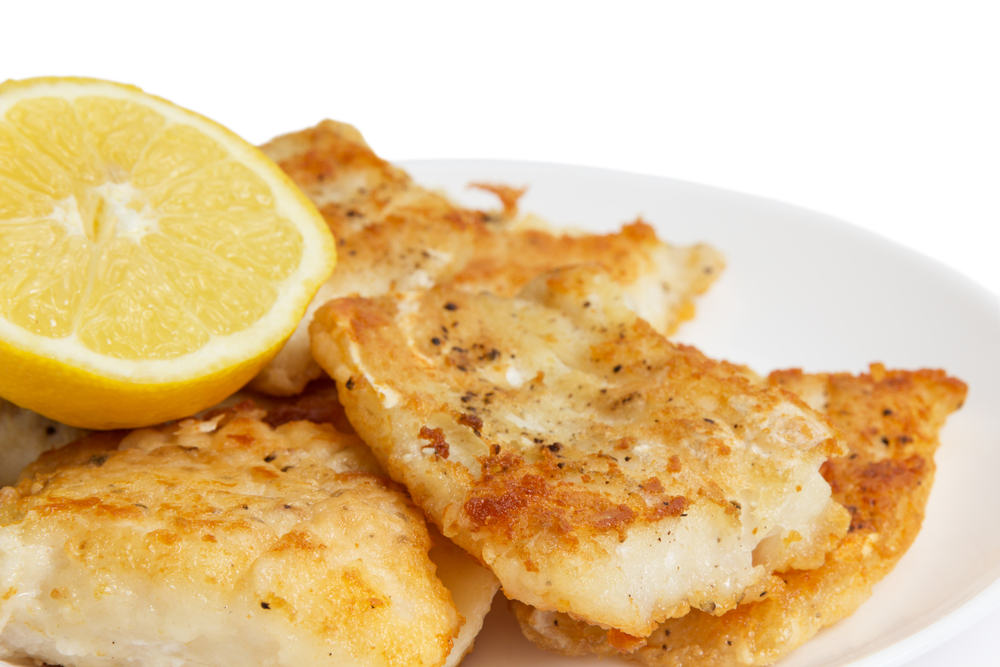 Tilapia White Fish Recipe