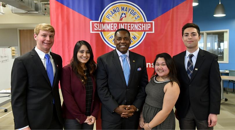 mayor larosiliere summer internship program